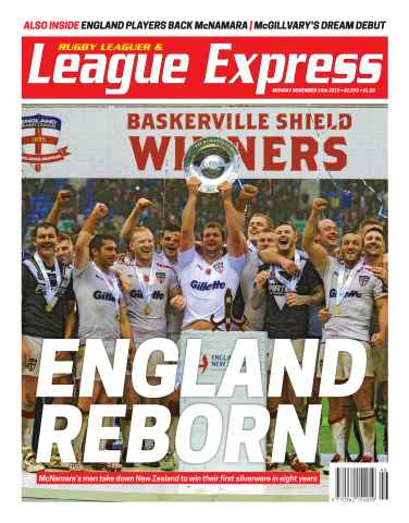 League Express issue 2993
