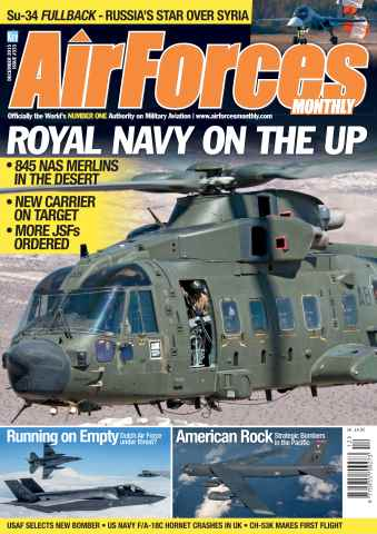 AirForces Monthly issue December 2015