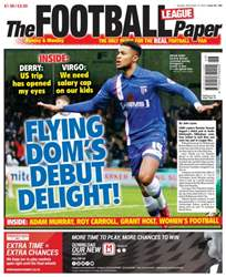 The Football League Paper issue 15th November 2015