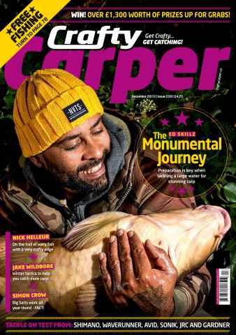 Crafty Carper issue Crafty Carper December 2015
