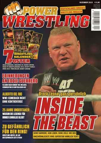 Power Wrestling issue Dezember 2015
