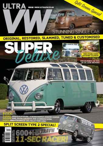 Ultra VW issue Ultra VW 148 December 2015