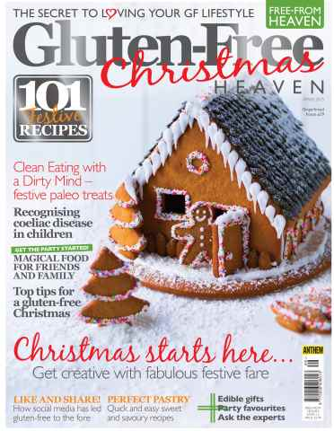 Gluten-Free Heaven issue Gluten-Free Christmas Heaven