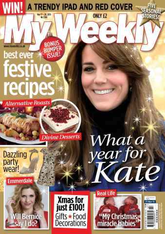 My Weekly issue 21/11/015