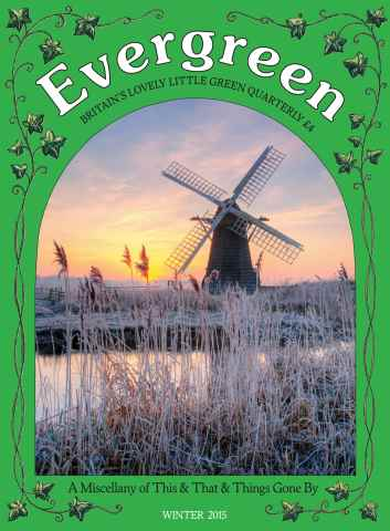 Evergreen issue Winter 2015