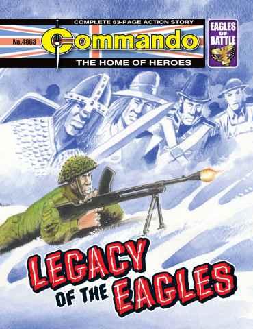 Commando issue 4863
