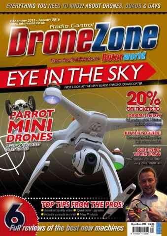Radio Control Rotor World issue RC Drone Zone 2