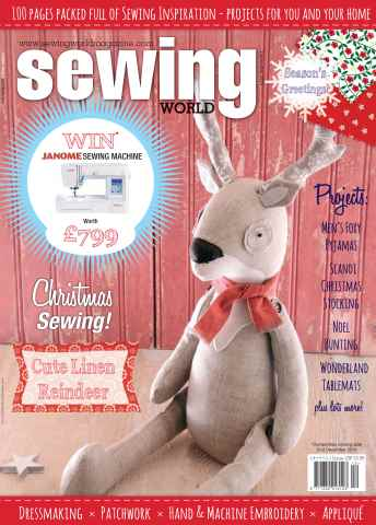Sewing World issue December 2015