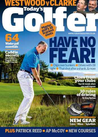 Today's Golfer issue January 2016
