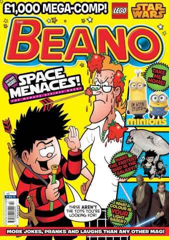 The Beano issue 21st November 2015