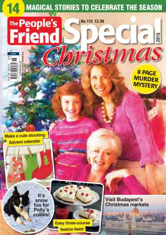 The People's Friend Special issue No.115