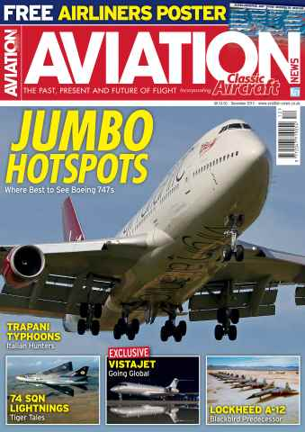 Aviation News issue December 2015
