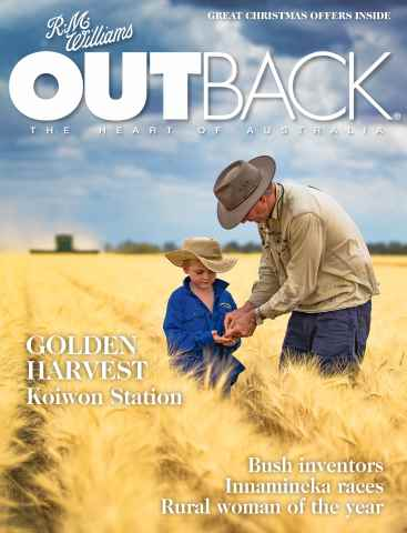 OUTBACK Magazine issue OUTBACK 104