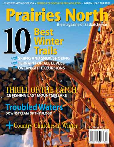 Prairies North Magazine issue Winter 2015