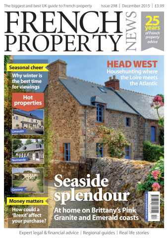 French Property News issue December 2015