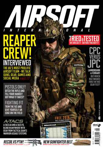 Airsoft International issue Vol 11 Iss 8