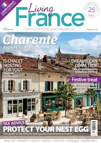Living France issue December 2015
