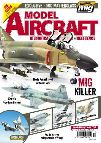 Model Aircraft issue MA Vol 14 Iss 12 December 2015