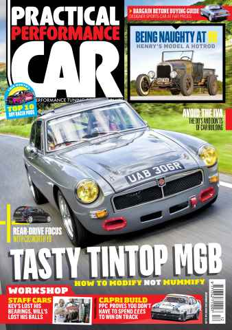 Practical Performance Car issue Dec-15