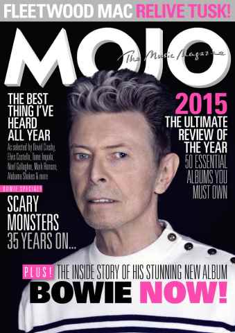 Mojo issue January 2016