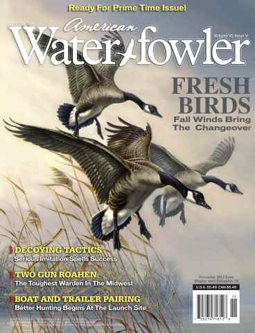 American Waterfowler issue Volume VI, Issue V