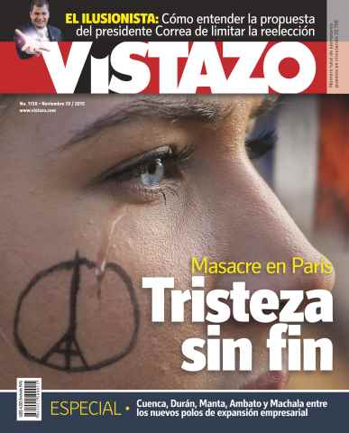 Revista Vistazo issue VISTAZO 1158