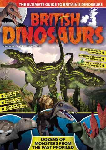Mortons Books issue British Dinosaurs