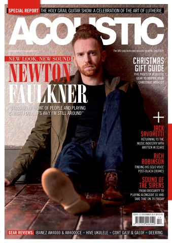 Acoustic issue December 2015