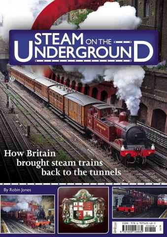 Railway Magazine issue Steam On The Underground