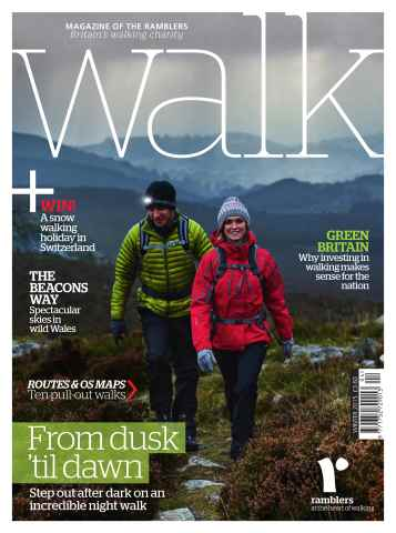 Walk issue Winter 2015