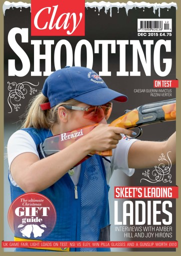 Clay Shooting issue December 2015