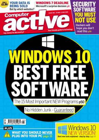 Computer Active issue 463