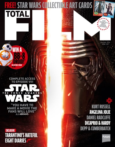 Total Film issue January 2016