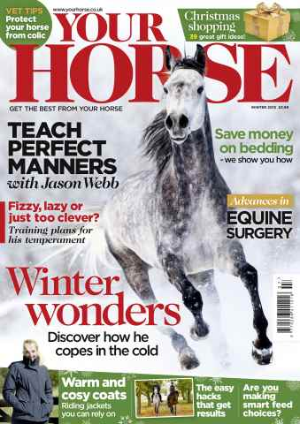 Your Horse issue January 2016