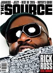 The Source Magazine issue #268 The Source Magazine