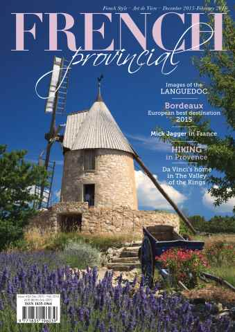 French Provincial issue Issue #34