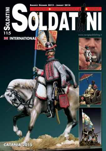 Soldatini International issue Soldatini International 115