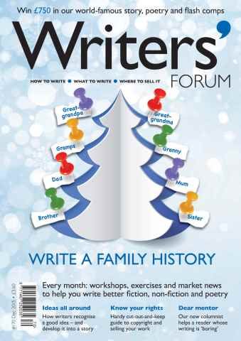 Writers' Forum issue 170