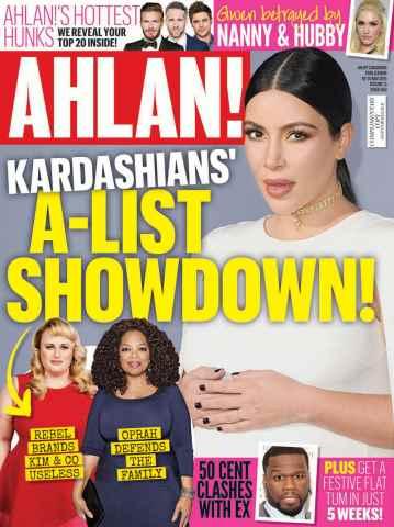 Ahlan Magazine issue Ahlan! 19th November