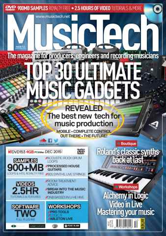MusicTech issue Dec-15