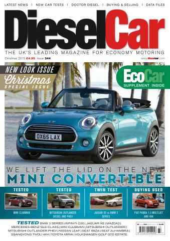 Diesel Car issue 344