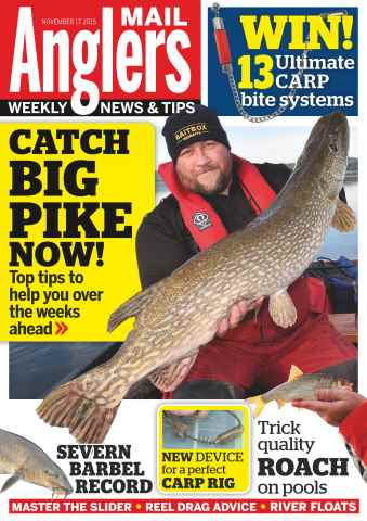 Anglers Mail issue 17th November 2015