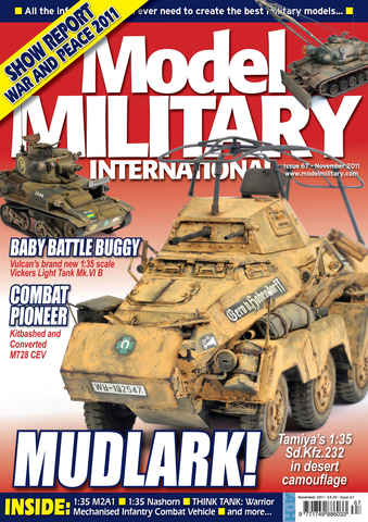 Model Military International issue 67