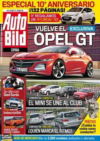Auto Bild issue 494