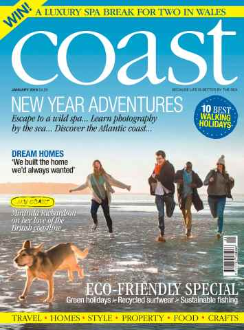 Coast issue No. 111 New Year Adventures
