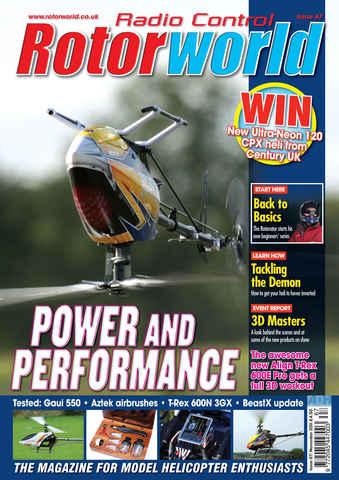 Radio Control Rotor World issue 67