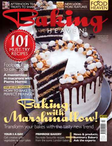 Baking Heaven issue Baking Heaven Winter 2015