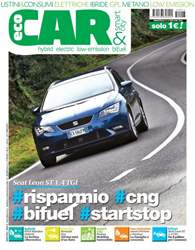 EcoCar Italy issue Ecocar n° 23