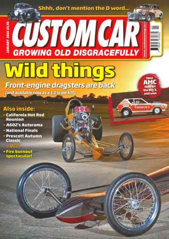 Custom Car issue Mo. 552 Wild Things