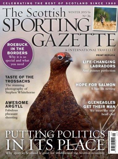 Fieldsports issue The Scottish Sporting Gazette Winter 2015/16
